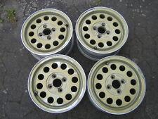 4 Ronal A1 Alufelgen 5,5J13 E39,5 Alfa Fiat Lancia Oldtimer Rarität