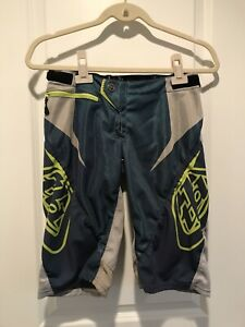 Troy Lee Designs Sprint Shorts SIZE YOUTH 26 Y26