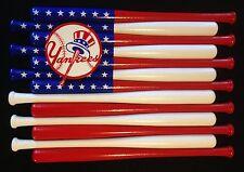 New York Yankees  Custom Baseball Bat Flag