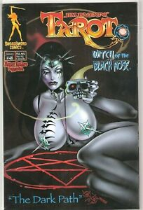 Tarot Witch of the Black Rose #48 2008