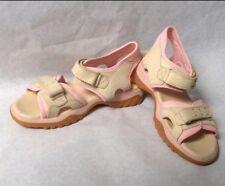 Nuevas Sandalias Correas De Niñas Ideal Para Largos Caminar/Senderismo siguiente Marca Uk Size 5