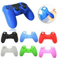 Silicone For PS4 Playstation 4 Cover Case Protector Accessories Controllers TR