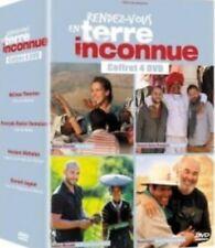 Rendez-Vous En Terre Inconnue 4 DVD Set! Sealed! PAL!
