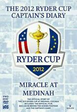 Ryder Cup 2012 Official Film DVD Brand New Sealed