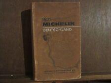 1971 MICHELIN, DEUTSCHLAND