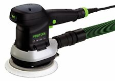 ECCENTRIC SANDER FESTOOL 575057 ETS 150/5 EQ AUTOMOTIVE ORBIT ELECTRIC FESTUL