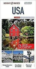Insight Travel Map USA & Canada South by Insight Guides (Sheet map, folded,...