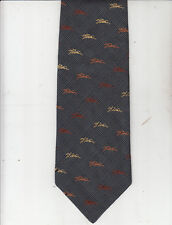 Longchamp-Authentic-100% Silk Tie -Made In Italy-Lo9- Men's Tie