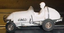 Strombecker Midget  1/32nd Vintage slot car, No paint, No decals, Complete.