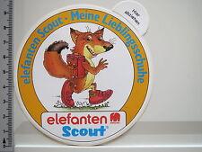 Aufkleber Sticker Elefanten - Meine Lieblingsschuhe - Kinder - Scout Fuchs(2324)