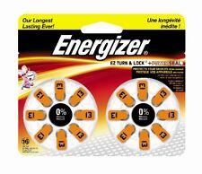 ENERGIZER BATTERIES EZ TURN & LOCK AZ13DP EXPIRES 2020 U GET 16 FITS ANY SZ 13