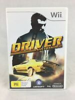 Driver : San Francisco - With Manual - Nintendo Wii / Wii U - PAL
