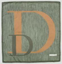 "Authentique Foulard  "" Christian Dior "" / "" Christian Dior ""  Scarf"