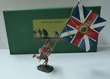 Frontline Figures, Indian Wars,Black Watch Grenadiers mit Flagge, IGBW3A