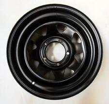 Raptor 4x4 HD Steel Black Wheel ET -20 Offset 7x16 Suzuki Samurai Jimny Vitara