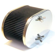 "Carburetor AIR FILTER 100mm 4"" cleaner for Weber 40/45 DCOE Solex Dellorto DHLA"