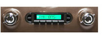 1955 56 57 58 59 Chevy Chevrolet Truck USA 230 Radio New AM/FM MP3 Aux