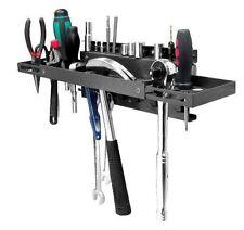 Magnetic Tool Holder Organizer Storage Toolbox Rack Shelf Garage Portable New