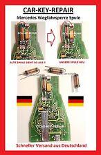TRANSPONDER SPULE AUTOSCHLÜSSEL - MERCEDES BENZ W168 W202 W203 W208 W210 W211