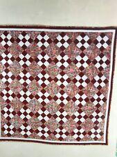 "My Nine Patch Garden Quilt Fabric Kit - 56"" x 56"""