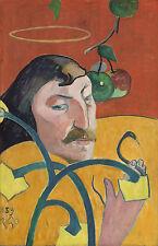 Paul Gauguin 'Self Portrait' 6x4 Print