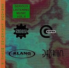 Easy Listening-m.s.o. vs. F.E.O.S., Holy garage, reztaurant, acidisn..., CD,