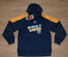 Buffalo Sabres Reebok Thermabase Hoodie Embroidered Logo size Youth Small