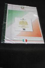 ABAFIL AGGIORNAMENTO PER SERIE DIVISIONALE PER ALBUM EURO ITALIA 2011