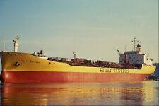 535099 STOLT NORNESS Liberian Flag Stolt Tanker A4 Photo Print