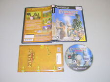 Everquest Online Adventures (Playstation 2 Ps2) Complete
