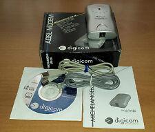"MODEM ADSL DIGICOM "" MICHELANGELO USB CX """