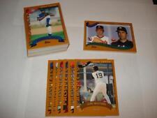 2002 Topps Traded Baseball Prospects Set #T111-275 (No SP's)