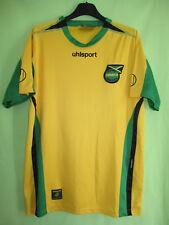 Maillot Uhlsport jamaique Team 2008 Vintage soccer jamaica Football Jersey - M