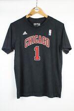 Kids NBA ADIDAS Chicago BULLS Derrick ROSE #1 T-Shirt Tee | Youth XL 14-16 Years