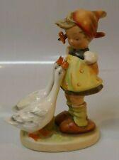 """Goebel Hummel """"Goose Girl"""" Figurine #47/0 - TMK 2"""