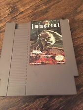 Immortal Original Nintendo NES Game Cart Works NE1