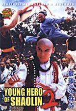 Young Hero Of Shaolin 2 Hong Kong RARE Kung Fu Martial Arts Action movie - NEW