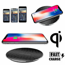 Wireless Charging Charger Pad for Apple iPhone X 8/Plus SAMSUNG Galaxy Note 8