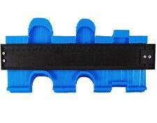 250mm perfil Contorno Calibre 45 Mm Precision profunda Decoración Azulejos plantilla u199