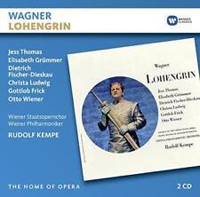 Rudolf Kempe - Wagner: Lohengrin (NEW 3CD)