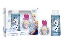 Coffret cadeau Frozen EDT Vapo 100ml + Gel Douche 300ml Olaf's adventure