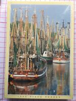 JR Puzzles 1000 Piece Greetsiel Harbour Puzzle Size 19'' x 27'' New and Sealed