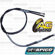 Apico Black Clutch Cable For Kawasaki KX 250 1990-1998 90-98 Motocross Enduro MX