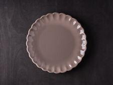 Ib Laursen Mynte Piatto Torta Braun Ceramica 21 cm Latteo Marrone Stoviglia