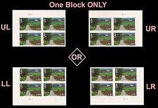US C150 Airmail Lancaster County Pennsylvania $1.05 plate block MNH 2012