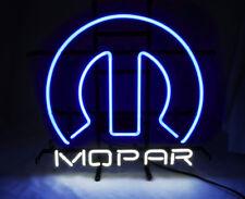 """""""Mopar"""" Auto Neon Sign Light Sport Racing Shop Man Cave Club Bar Pub VIntage"""