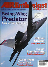 AIR ENTHUSIAST Magazine - 98 - March-April 2002