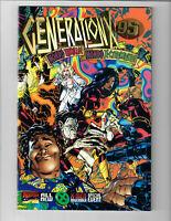 Generation X #1 1995 Marvel Comic.#130410D*3