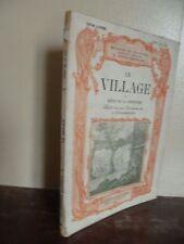 LE VILLAGE RETIF DE LA BRETONNE/FAYARD PARIS/S.D/COLLECT.HISTORIQUE FRONT.GRAV.*