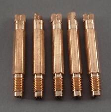 5 Spool Gun 364 045 Contact Tips Snap On Mig Welders
